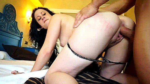 секс большой жопой анал большой хуй