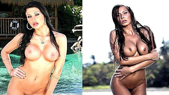 Порно подборка ебли звезд с большими титями в жестком стиле