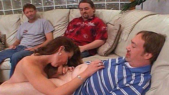 муж разрешил трахать жену
