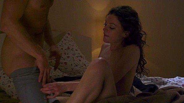 Hannah Fierman зажигает в страстной эротической сцене из фильма