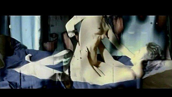 Сексуальные кадры из фильма с участием азиатской актрисы