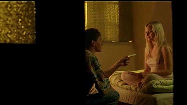Сексуальная сцена из фильма о танцорах с пикантными кадрами