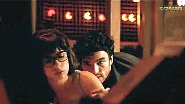 Потрясающая Maria Ribeiro занимается сексом со своим партнером в фильме